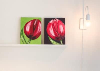 Tulpen uit Dishoek