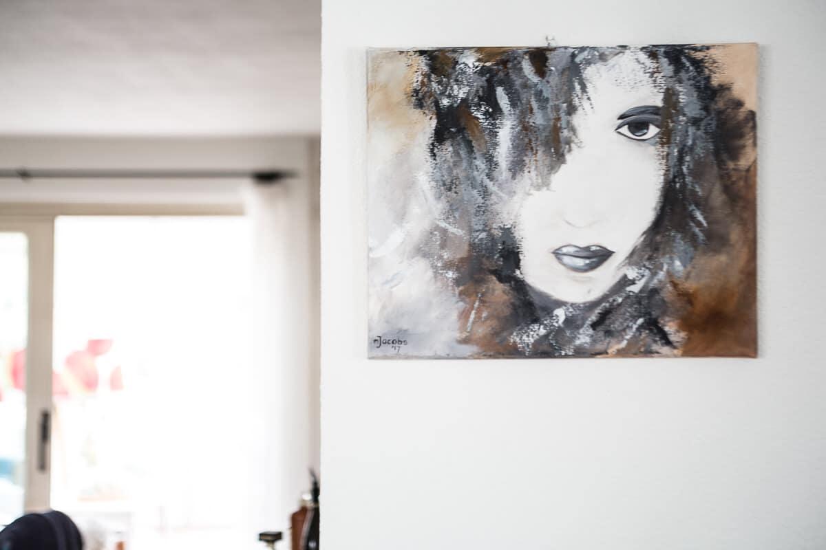 M. Jacobs Schilderijen: Roest