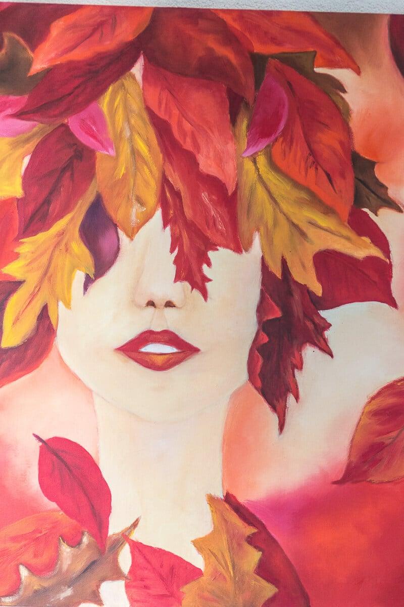 M. Jacobs Schilderijen: Herfst
